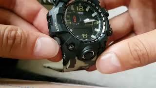 SMAEL SAAT ( Smael watch ) Teknik Detayları