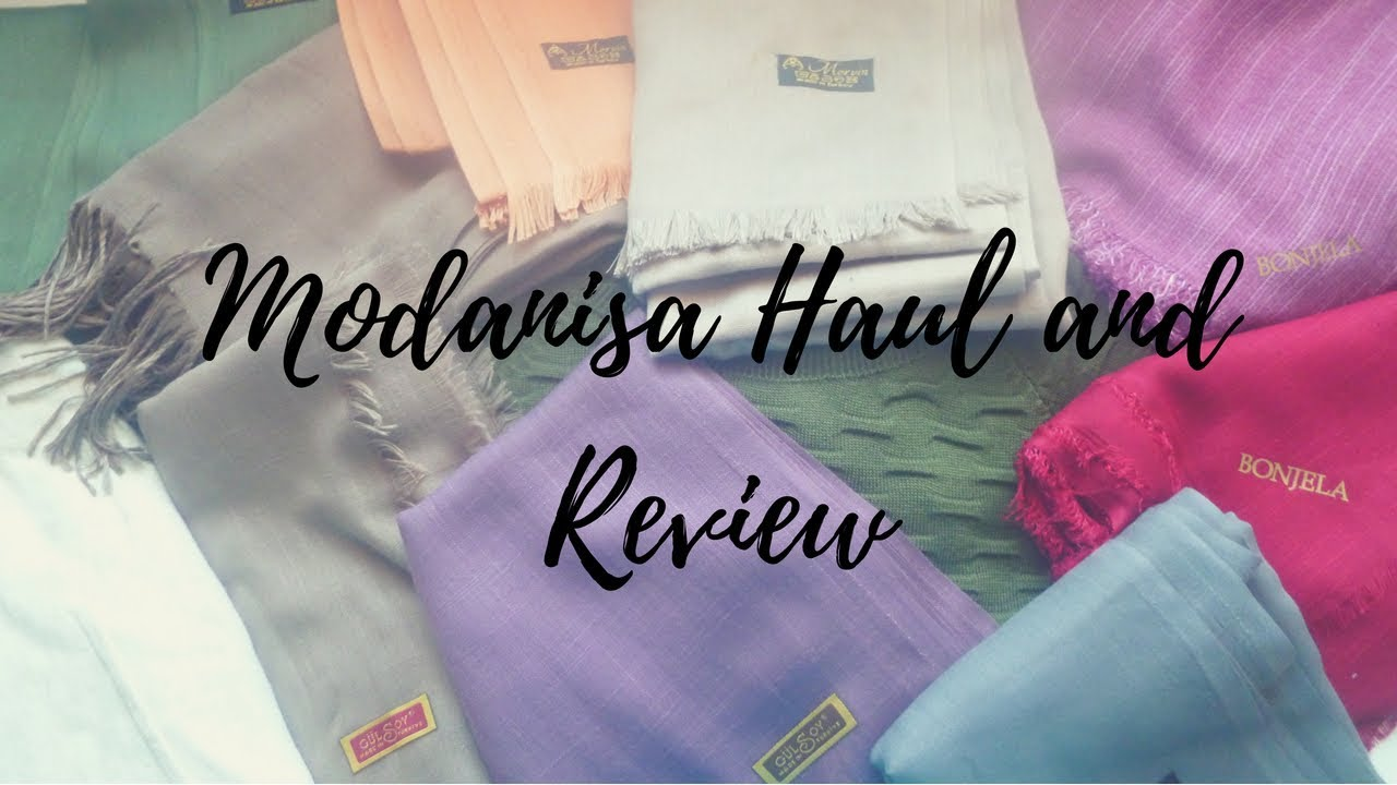 7a477d6a55b HUGE Modanisa Haul and Review! - is it worth it  - YouTube
