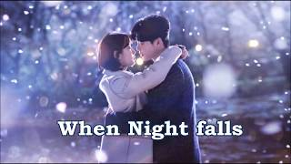 Eddy Kim 에디킴 – When Night Falls [Han Rom] Lyrics While You Were Sleeping OST Part.1