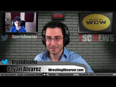Bryan Alvarez on Death of WCW, WWE Network, TNA