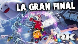 ¡LA INCREÍBLE GRAN FINAL DEL TORNEO DE MI CLAN DE MARIO KART 8 DELUXE! | Nintendo Switch