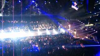 Shape of My Heart/As Long As You Love Me - BSB [NKOTBSB Live in Manila]
