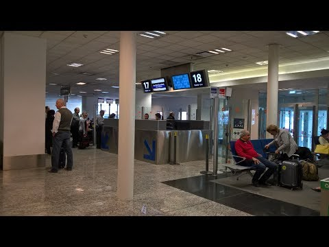 Inside Aeroparque (AEP): International Departure and Arrival at Buenos Aires' Central Airport