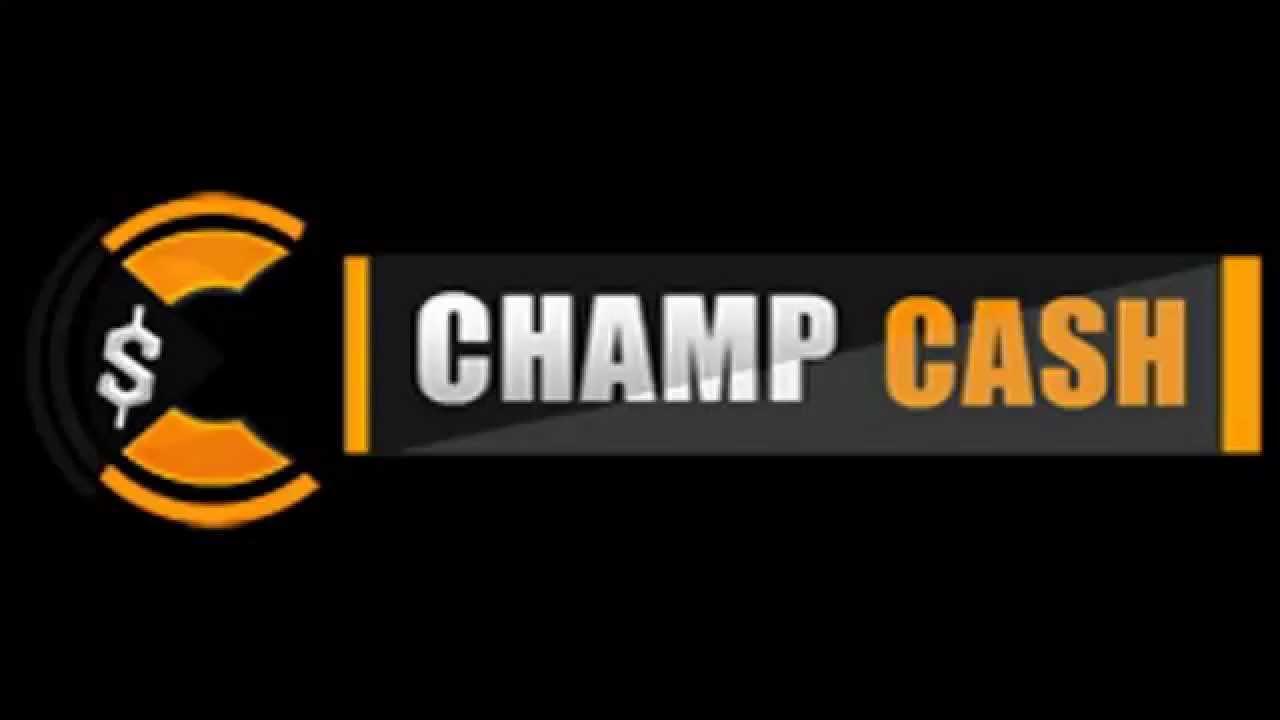 Login - Champ Cash