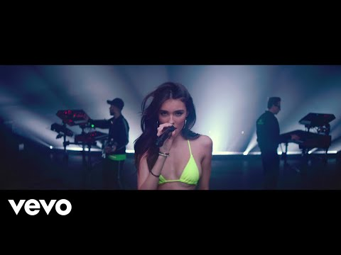 Jax Jones, Martin Solveig, Madison Beer - All Day And Night (Late Night Session)