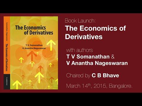 [Full talk] Book Launch: The Economics of Derivatives