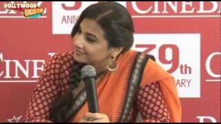 FUNNY : Vidya Balan TALKS about  Sunny Leone's Films