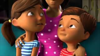 видео Как научить ребёнка делиться