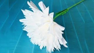 ЦВЕТЫ из БУМАГИ Своими руками. Подарок Маме на 8 Марта, на день Матери. ОРИГАМИ. ДЕКОР. (Эмилия)