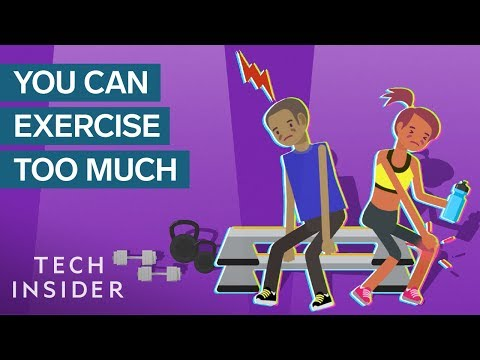 What Too Much Exercise Does To Your Body And Brain Mp3