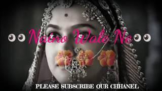 Nainowale Ne Ringtone Status | Padmavat Song Ringtone | Latest Whtasapp Status 2018|New Status 2018