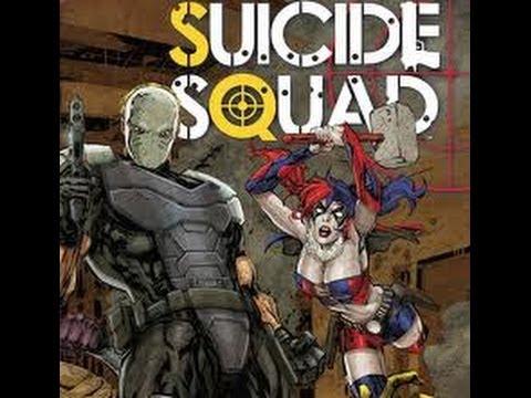 Suicide Squad Start
