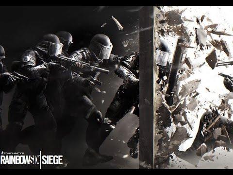 LIVE - Distractie in Rainbow Six: Siege (beta)