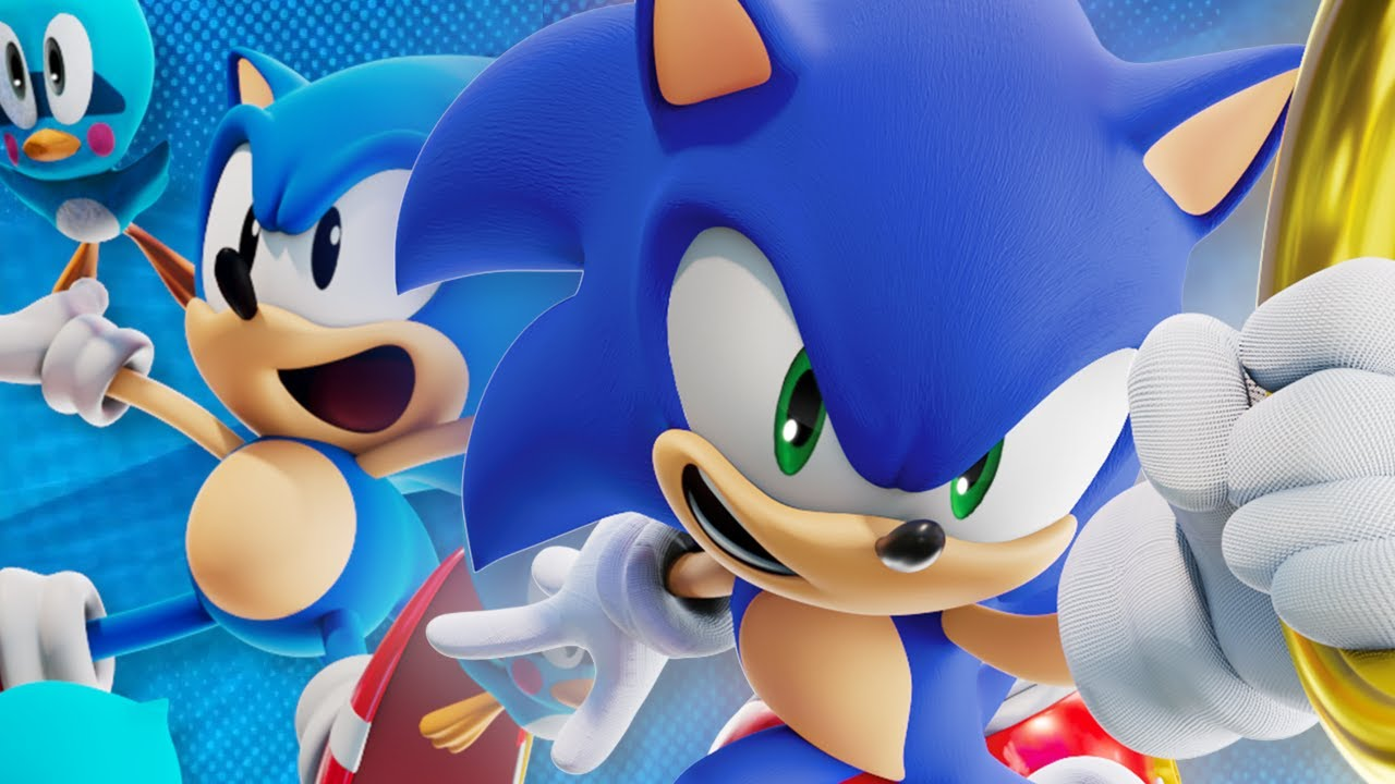 Sonic Lost World: Transform into Both Classic & Modern Sonic!