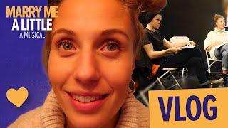 First Week of Rehearsals | Marry Me A Little Vlog with Rob Houchen & Celinde Schoenmaker | Sondheim