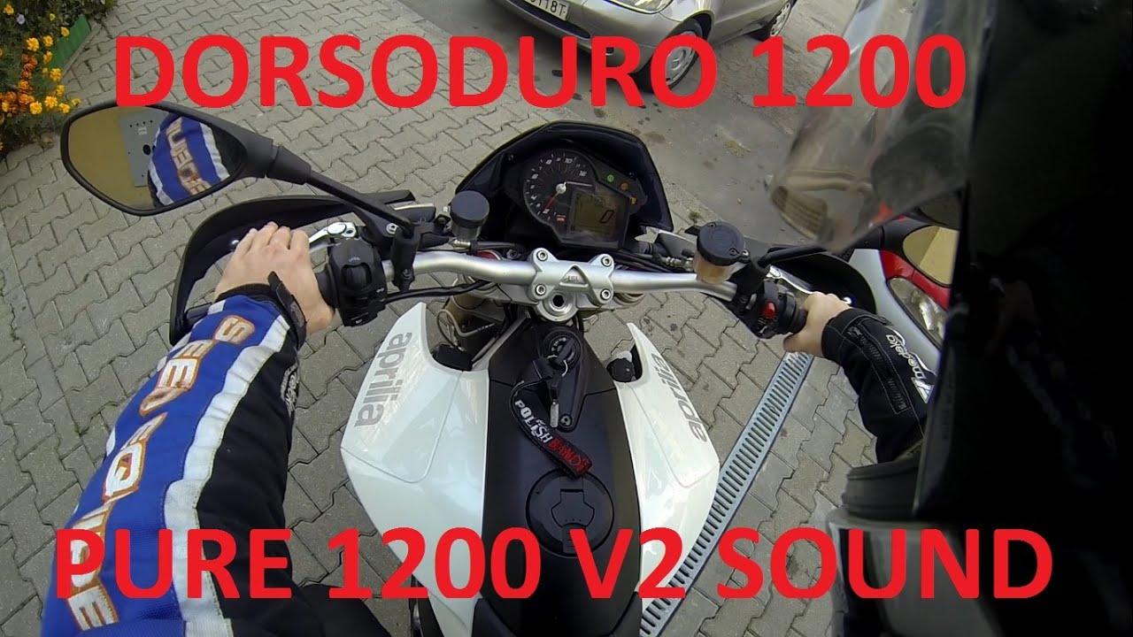 Aprilia supermoto 1200