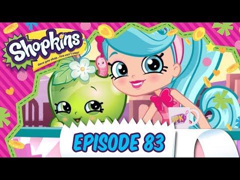 Shopkins Cartoon - Episode 83 – ALL-NEW SHOW: SPK CHECK OUT! | Cartoons For Children