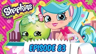Shopkins Cartoon - Episode 83 – ALL-NEW SHOW: SPK CHECK OUT! | Cartoons For Children thumbnail