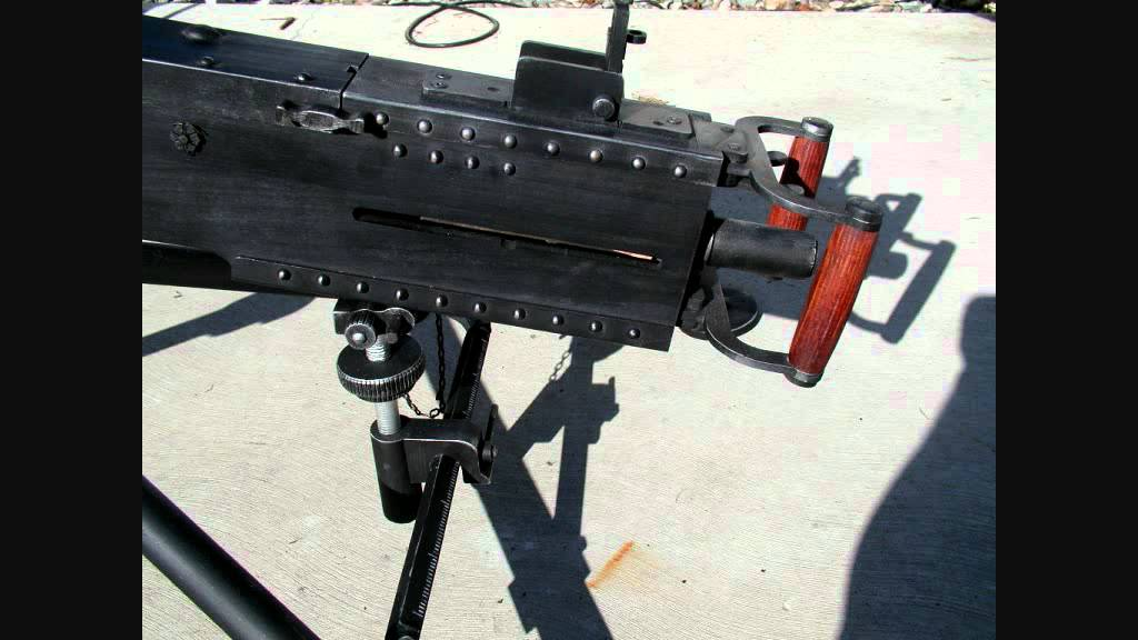 Ma Deuce, M2 browning  50 cal machine gun wooden model