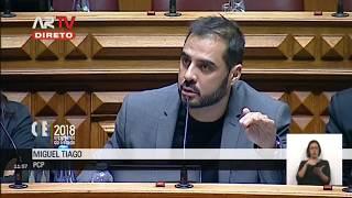 PCP questiona Ministro das Finanças sobre OE 2018