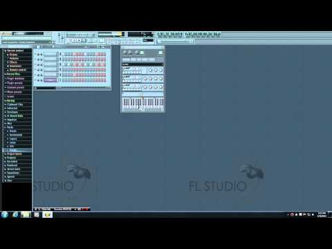 FL Studio Tutorial - 7 - 3xOSC