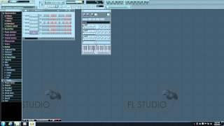 fl studio tutorial 7 3xosc