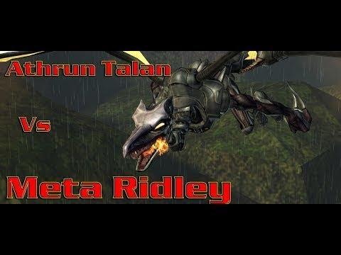 Metroid Prime Episode 33 - Athrun Talan vs Meta Ridley (Let's Play)