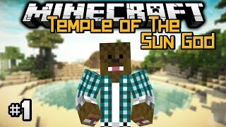 Minecraft - Temple of the Sun God [Ep.1]