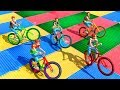 Bike Racing Games - BMX Cycle Stunt Impossible Tracks - Gameplay Android free games