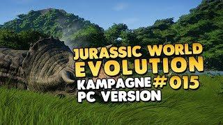 lets play jurassic world evolution gameplay pc 👑 015 gameplaydeutschgerman