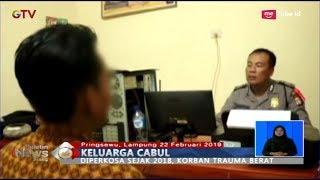BEJAT! Seorang Bapak di Lampung Ajak Dua Anaknya Cabuli Putri Kandung - BIS 22/02