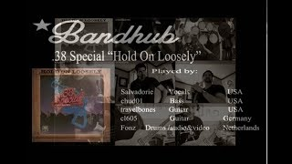 ".38 Special [BH Cover] ""Hold On Loosely"""