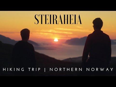 Steiraheia Mountain | Hiking Adventure in Northern Norway - Sortland, Vesterålen