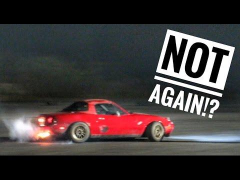 I BLEW my car up AGAIN!!!