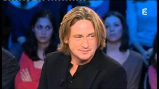 Benoit Magimel – On n'est pas couché 10 décembre 2011 #ONPC