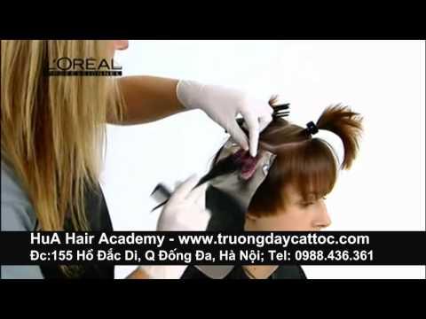 Dạy nhuộm tóc đẹp, nhuộm tóc thời trang, nhuom toc ca tinh - www.truongdaycattoc.com
