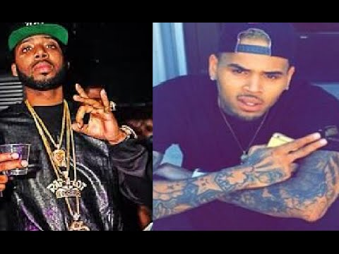 J Prince Jr Tells Chris Brown He Gone Pull Up If He Fuk With His