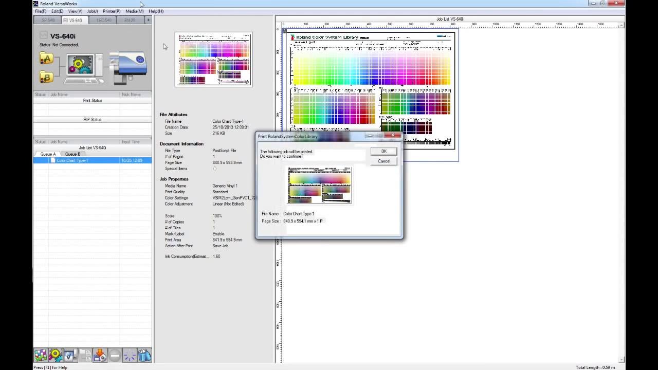 Roland versaworks printing the roland colour systems library roland versaworks printing the roland colour systems library nvjuhfo Gallery