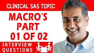 CLINICAL SAS MACRO'S PART 01 OF 02