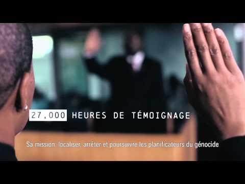 20 ans face au défi de l'impunité - Tribunal pénal international pour le Rwanda