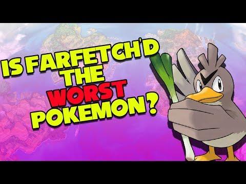 Is Farfetch'd The WORST Pokemon?