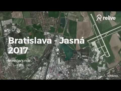 Bratislava Jasná 315 km