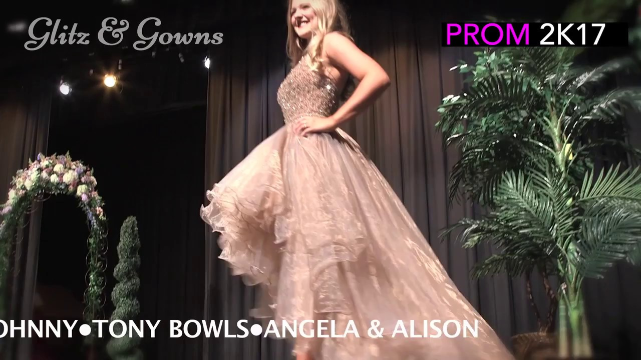Glitz & Gowns Prom 2017 Collection | 205-685-5825 - YouTube
