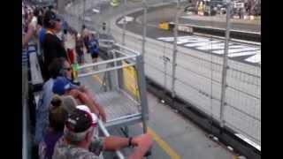 NASCAR Bristol Motor Speedway  2013 Irwin Tools..The Last Coliseum!