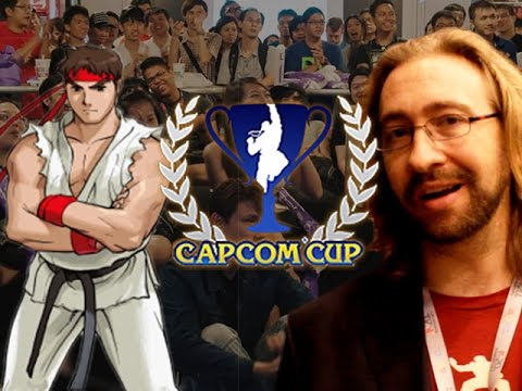 MAX'S CAPCOM CUP ADVENTURE: Ultra Street Fighter 4 Championship