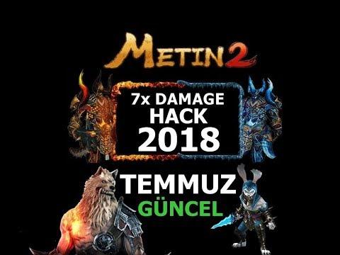 Metin2 TR Pro V2(7x Damage & Mobber & Çekme Hilesi) - CKR HACK (TEMMUZ 09.07.2018)