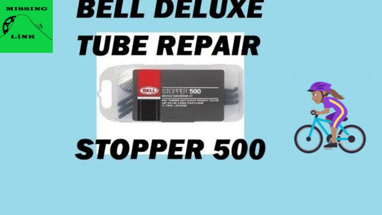 e5dd4d604 Tube Repair kit how-to