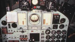 X-15 Simulator Control Panel Test