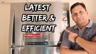 LG Refrigerator Inverter Linear Compressor Technology thumbnail