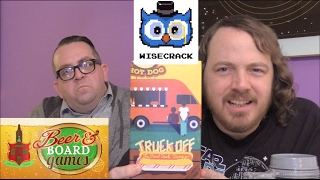Wisecrack + Truck Off - Beer and Board Games